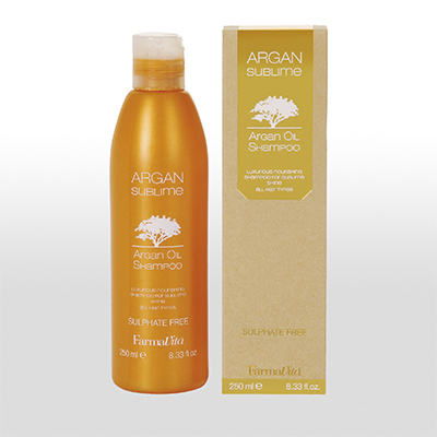 Argan Sublime Shampoo 250ml